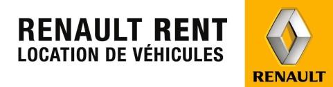 Logo Renault rent